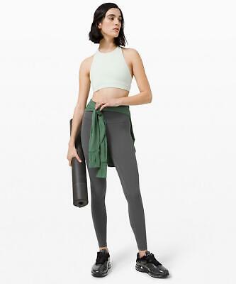 "ALIGN crop PANTS   25"" 7/8  lululemon legging grey  usaw6/ukw10/small nwt"