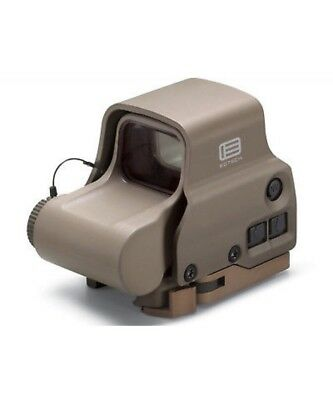 Red Green Dot optics EXPS3 XPS scope holosight  Softair Airsoft  Logo Coyote Tan