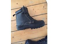 Men Safety Boots Size 9