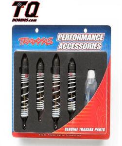 Traxxas TRA5862 Big Bore Aluminum Shocks Set Slash Stampede Rustler Bandit VXL