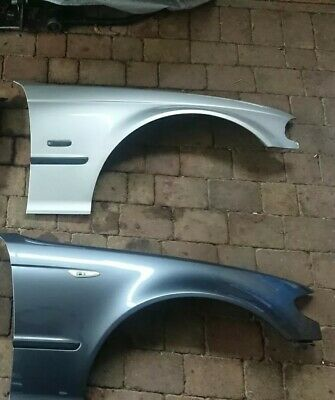 BMW 3 E46 4DR SALOON//ESTATE 1998-2001 FRONT WING DRIVER SIDE RIGHT RH O//S