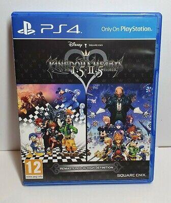 Kingdom Hearts HD 1.5 and 2.5 Remix (PS4) - Mint