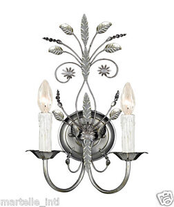 Crystal Candle Sconces | eBay