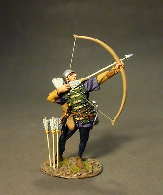 JOHN JENKINS WAR OF THE ROSES LANC-31 LANCASTRIAN ARCHER #2 BATTLE OF BOSWORTH