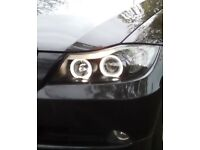BMW e90 / e91 Angel eyes headlight