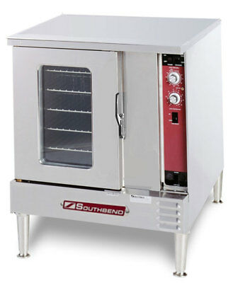 Southbend Eh10cch Half Size Electric Convection Oven Cook Hold Std. Depth