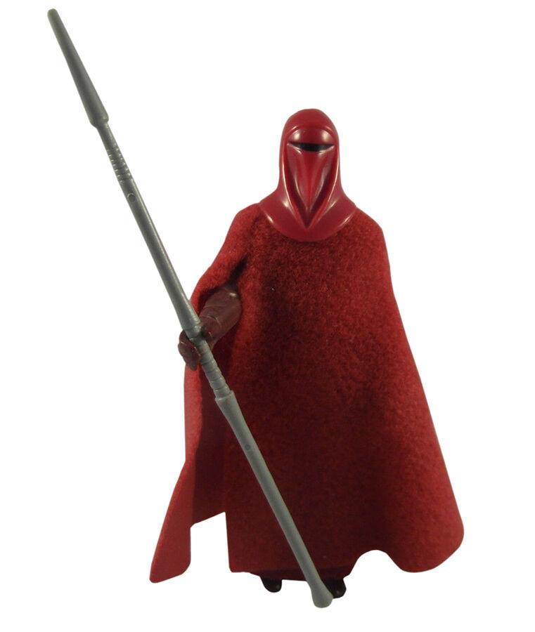 Cloth-Caped Emperor's Royal Guard