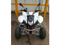Apache RLX 450cc Road Legal quad bike.