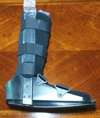 Corflex Walker - Corflex Lower Leg Fixed Walker Size Medium #79-1053