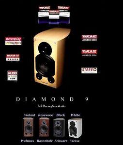 Wharfedale Diamond 9.1 NEU 2xWHAT-HIFI