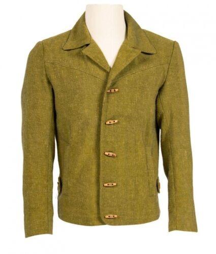 Django Unchained Cowboy Jacket Jamie Foxx Coat Licensed Promotional Costume