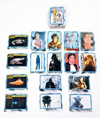 1980 Star Wars Empire Strikes Back 2 Cards Lot 50 Different NM Boba Fett Rookie