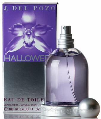 Halloween by Jesus del Pozo * Perfume for Women * 3.4 oz EDT Spray * New in Box