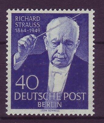 Berlin postfrisch 1955  MiNr. 124  5.Todestag von Richard Strauss