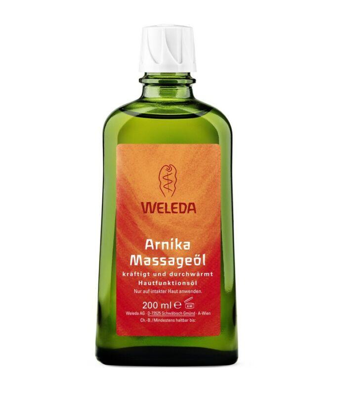 Arnika - Massageöl 200ml | WELEDA