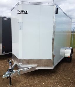 2017 High Country Xpress THC 6X12 SA Enclosed Snowmobile Trailer