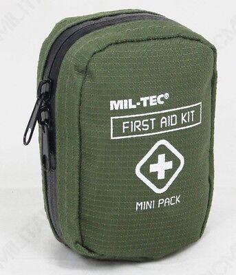 Mini Erste Hilfe Kit - Notfall Klein Tasche Box Gehen Wandern Auto Reise  - Gehen Notfall-kit