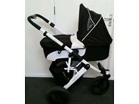 COBRA ABC DESIGN 3 IN 1 STROLLER