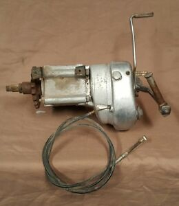1957-1965 ROYAL ENFIELD METEOR INDIA CONSTELLATION TRANSMISSION GEAR BOX