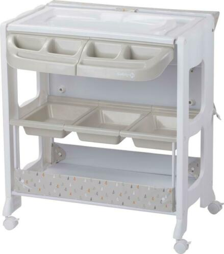 Safety 1st Badcommode Dolphy Warm Grey 2905191000 (In Bad)