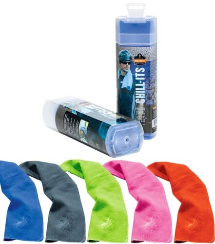 Ergodyne Chill-Its 6602 Evaporative  Cooling Towel