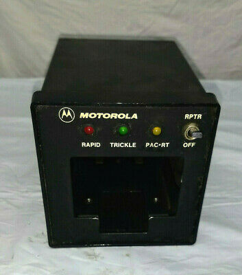 Motorola Tdn9816a Rapid Vehicular Charger 12v Ht1000 Mts2000