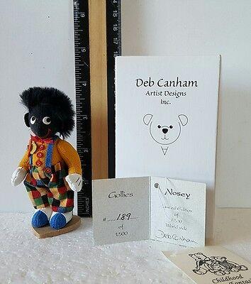 Deb Canham Nosey Bear Black LE 189/1500