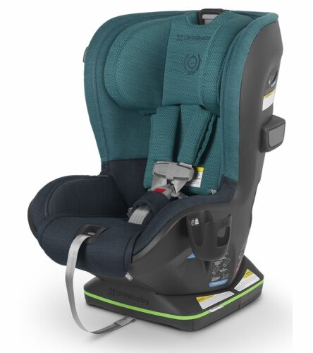 UPPAbaby 2020 KNOX Convertible Car Seat, LUCCA (Teal) NEW w/ TAGS! open box