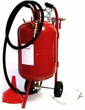 10 GALLON PORTABLE SANDBLASTER UNIT - Sale Tools Epping Whittlesea Area Preview