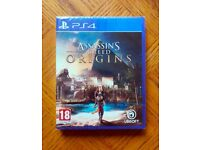 NEW Assassin's Creed Origins - Sony Playstation 4 - PS4 Action Adventure Game - Brand New and Sealed