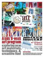 The Art Hatchery for kids