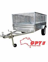6X4 BOX TRAILER & TIPPERS Avondale Heights Moonee Valley Preview