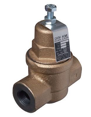 Cash Acme 23000-0045 Eb75 34 Water Pressure Reducing Valve Regulator 1071299