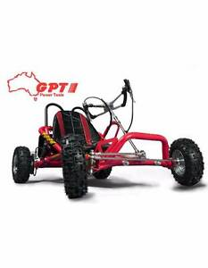 6.5HP 196CC GO KART WITH HYDRAULIC BRAKES - Big Tool Sunbury Hume Area Preview