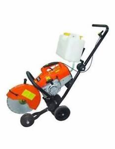 NEW GPT WATER CART EHS-350C WALK FOR CONCRETE SAW | NEW Jacana Hume Area Preview