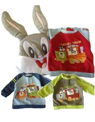 Abbigliamento prima infanzia Cuscino + felpa Looney Tunes Bugs Bunny *12587