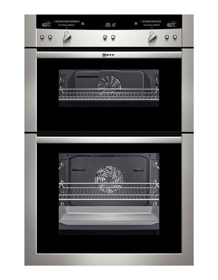 Neff U16E74N3GB Series 5 Double Oven