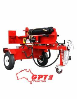 15HP OHV ENGINE HYDRAULIC LOG SPLITTER