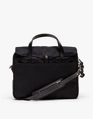 "Filson Original Briefcase 70256 Laptop 15"" Bag Black 11070256"