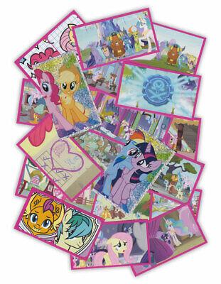 - Die Schule der Freundschaft Sticker Sammelbilder Auswahl (My Little Pony Sticker)