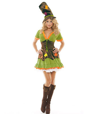 Sexy  2PC Racy Ragamuffin Women's Halloween Party Costume. S,M,L