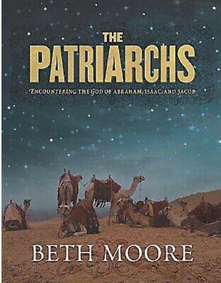 Beth Moore The Patriarchs Bible Study Christian DVD set