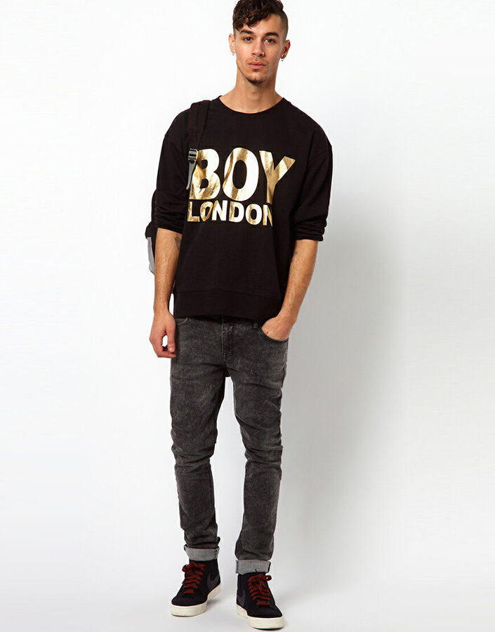 Boy London Eagle Boy's Sweatshirt