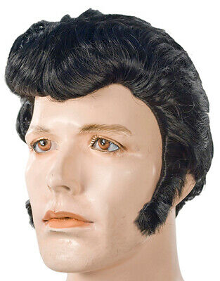 Elvis Presley Sideburns (ELVIS ROCK STAR WIG WITH SIDEBURNS 50:S)