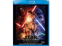 **BRAND NEW IN PACKAGING** Star Wars: The Force Awakens Bluray