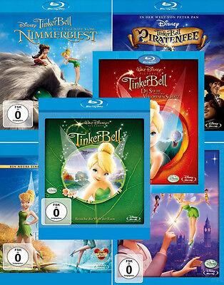 + 4 + 5 + 6 Collection (Walt Disney)        | Blu-ray | 057 (Tinkerbell 2)