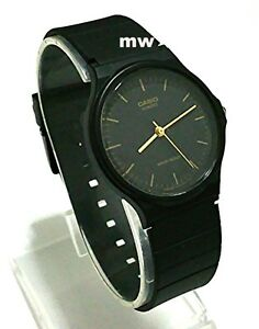 Casio-Classic-Black-Resin-Retro-Analog-Men-Unisex-Battery-Watch-MQ24-MQ-24-1E