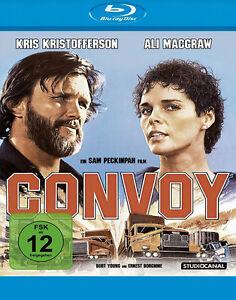 Convoy - Special Edition (Kris Kristofferson - Ali MacGraw)        Blu-ray   035