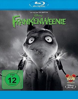 Tim Burton Kinder (Frankenweenie (Tim Burton) Walt Disney                           | Blu-ray | 057)