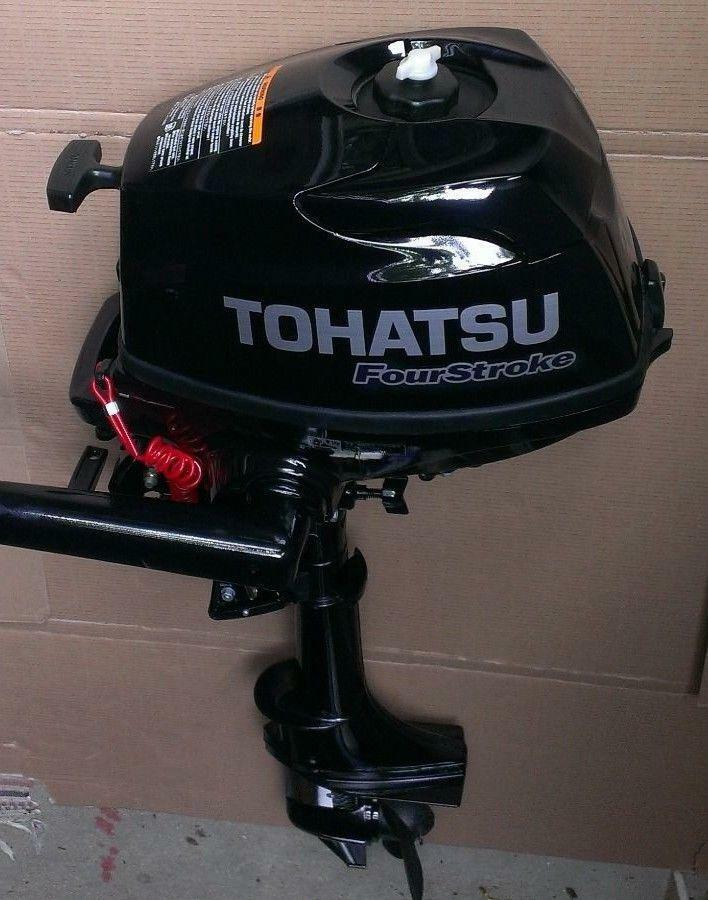 Tohatsu 3  Stroke Outboard Motor